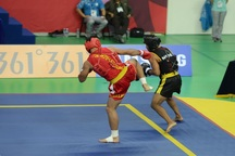 ووشو کار فارسی در رقابت های جهانی برزیل حضور دارد