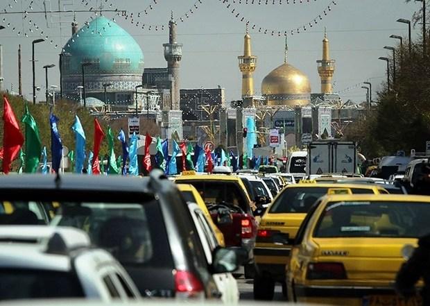مشهد آماده میزبانی از 8.5 میلیون مسافر نوروزی