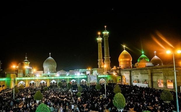جشن مبعث رسول اکرم (ص) در ری برگزار شد