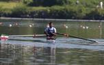 عاقل حبیبیان: گرفتن سهمیه المپیک قایقرانی دشوارتر شد/ با انگیزه و قدرت بر کمبود امکانات غلبه می کنیم