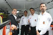 60 هزار مورد امدادرسانی توسط اورژانس در سطح کشور