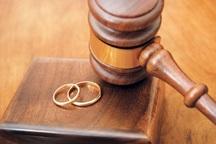 72 درصد طلاق های گچساران بالای 30 سال است
