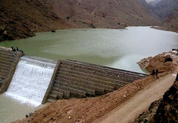 بیش از 22 میلیون مترمکعب روان آب در خراسان جنوبی مهار شد