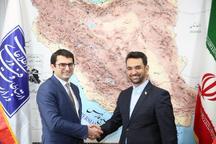 توافقات ارتباطی ایران و ارمنستان
