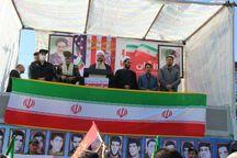 ملت ایران همچنان در مسیر مبارزه با استکبار حرکت میکند