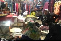 بانوان آق قلا در جشنواره زنان و اشتغال مشهد شرکت کردند
