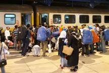 تاخیر قطارهای مسافری راه آهن زاگرس به صفر رسید