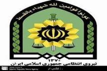 دستگیری 19 تن از اراذل و اوباش در تایباد