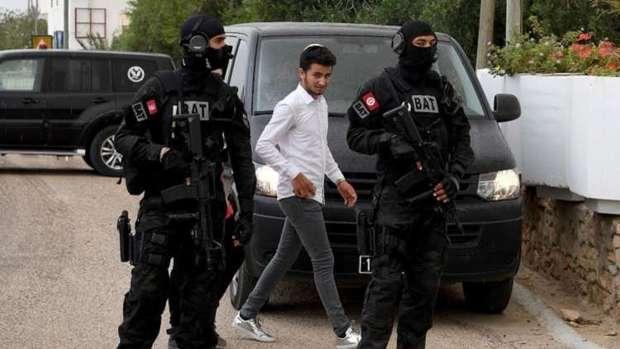 کشف تونل 70 کیلومتری داعش در تونس