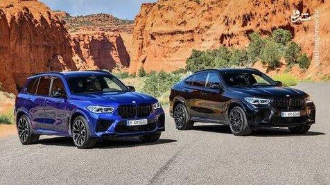 دو خودرو جدیدBMW+ تصاویر