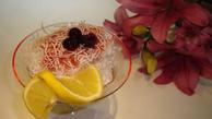 فالوده شیرازی خانگی بخورید