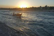 گردشگر 28 ساله در رودخانه دز غرق شد
