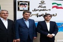 نشست مشترک فرمانداران سه شهرستان منطقه مغان برگزار شد