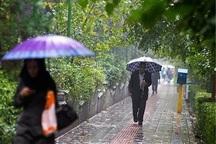 باران آلودگی هوای تهران را شست