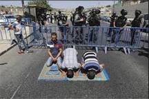 درهای مسجدالاقصی به روی نمازگزاران باز می شود/ عقب نشینی نتانیاهو