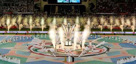 افتتاحیه جام ملت های آسیا 2019 +عکس و فیلم