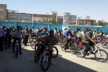 شهرداری قروه 167 دستگاه دوچرخه رایگان میان پرسنل خود توزیع کرد