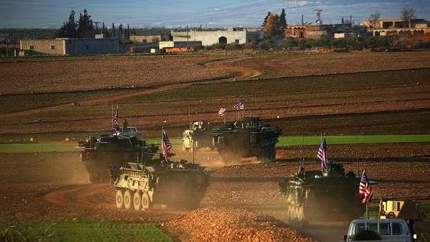 آمریکا تخلیه تجهیزات نظامی خود از سوریه را آغاز کرد