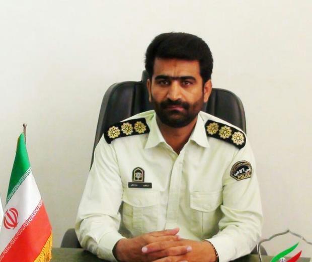 120 هزار لیتر سوخت قاچاق در دلگان سیستان و بلوچستان کشف شد