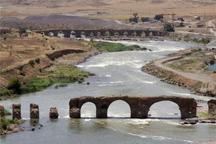 پیشرفت 44 درصدی طرح مهار آب های مرزی در آذربایجان شرقی