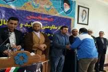 انتخابات شورای شهر گنبدکاووس الکترونیکی برگزار می شود