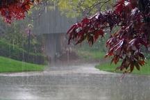 بارش باران در آستانه اشرفیه به 60 میلیمتر رسید