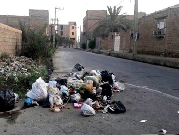 نارضایتی مردم کوت عبداله از وضعیت نظافت این شهر