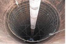 حفر چاه در عقدا اردکان برای تامین آب شرب مردم است