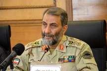 فرمانده مرزبانی:سرنخ هایی قاچاقچیان سلاح در مرزهای شمال غرب کشور را به گروه ها مرتبط می کند