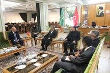 تاکید استاندار خراسان رضوی بر گسترش روابط این استان با ترکیه