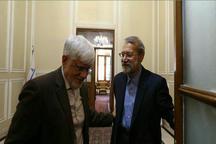 کمیته مشترک عارف و لاریجانی برای «گفت و گوی ملی» تشکیل می شود