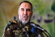 فرمانده نیروی زمینی ارتش: مرزهای کشور در امنیت در کنترل کامل است