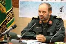 فرمانده سپاه شهدا: انتخابات ایران نمادی از نظام مردم سالاری دینی است