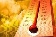 میانگین دمای شهریور زنجان نسبت به میانگین بلند مدت چهار درجه افزایش دارد
