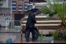 میانگین بارندگی در لرستان به 355 میلی متر رسید