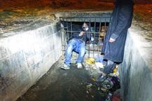 گزارشی تکان دهنده از زندگی شبانه در حاشیه بعضی بزرگراههای تهران