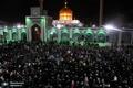 مراسم شب قدر در حرم حضرت زینب(س)+تصاویر