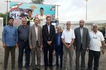 نفرات برتر مسابقات کشتی ساحلی آذربایجان شرقی مشخص شدند