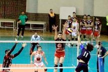 والیبال شهرداری ارومیه چهارمین شکست متوالی را تجربه کرد
