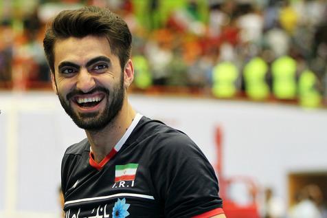 لژیونر تیم ملی والیبال بهترین بازیکن ایران - کوبا