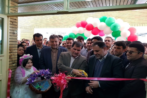 زایشگاه بیمارستان امام سجاد (ع) یاسوج افتتاح شد