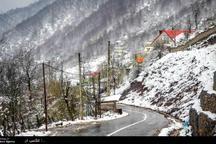 مازندران زمستانی می شود