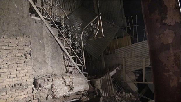 انفجار گاز شهری در قزوین حادثه آفرید