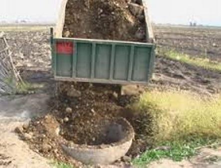 82 حلقه چاه غیرمجاز آب در استان بوشهر پر شد
