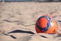 نتایج روز نخست دور دوم مسابقات فوتبال ساحلی امیدهای کشور در بوشهر