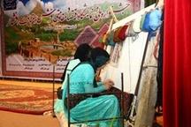 جشنواره ملی و نمایشگاه فرش دستباف تکاب افتتاح شد