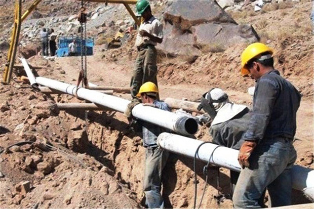 گازرسانی به روستاهای زنجان بخشی از محرومیت آنها را رفع کرد
