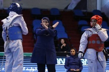 قهرمانان تکواندو انتخابی همدان مشخص شدند