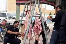 کشتار دام خارج از محیط کشتارگاه در قصابی های شباب و مهدی آباد ممنوع است