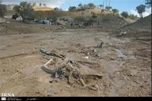 سیل 50 درصد ایلراه های خراسان شمالی را تخریب کرد